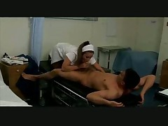 French hot nurse