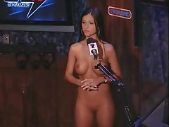 Jazessa Brazil on Howard TV