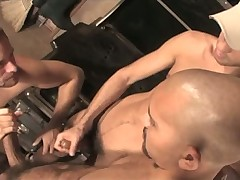 Antonio Biaggi, Luke Hass  Bo Matthews (TROUSER TROUT)
