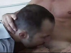 Dos desconocidos follando en un hotel
