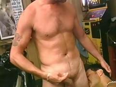Hunk gay porn