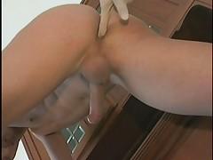 Hand free orgasm