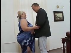 Fatty get fucked hard