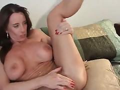 Hot busty mature cougar banging