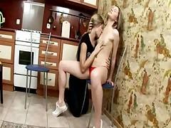 Ivanka and Ashli Eating Pussy