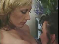 Hot Lesbian Cougars Strap-on Service