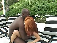 Shai lee get huge anal cock