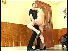Russian mature hardcore action