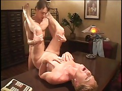Mature Julie Blows Scott