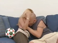 Soccer mom pounded