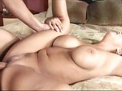 Busty milf having sex with her boyfriend