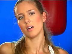 Horny boxer