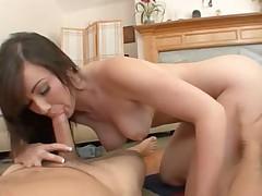 Jennifer White POV anal sex video
