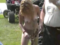 Nudist rally