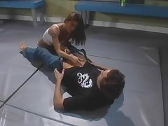 Charmane Star Bangs Martial Arts Instructor - Video from gallery: My old videos