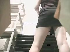 Клево установили камеру в оффисе