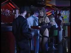 Hot bitches boned in the strip club