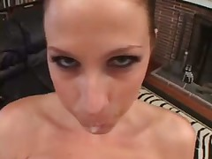 POV blow and bone with Gianna Michaels