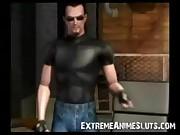 Cruel 3D BDSM!