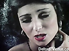 Vintage Hairy French Teen Has Sex