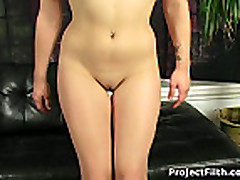 Brunette Cutie Gets Her Pussy Played With