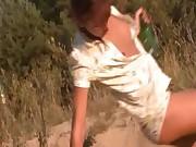 natasha jerkingoff off on the beach