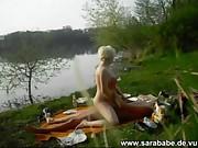 Outdoor Lake Fucking