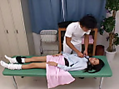 Mosaic: Perverted Doctor Fucks young Patient