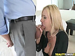 Brooke Tyler gets pussy pounded in Boner Bonus by BigTitsBos...