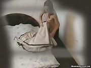 Voyeur Spycam Young Girl caught Masturbating 4