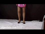 Sarah Jain Pantyhose Shoot