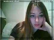 first time on webcam