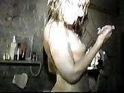 Drunk lesbians in bath tun