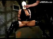 bdsm in mask