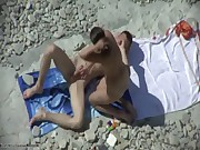 beach fun big cock